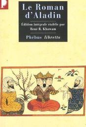 Le roman d'Aladin - Intérieur - Format classique