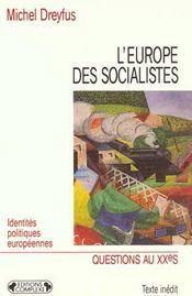 L'europe des socialistes - Intérieur - Format classique