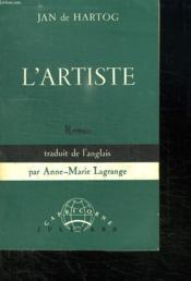 L Artiste. - Couverture - Format classique