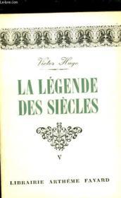 La Legende Des Siecles - Tome 5 - Couverture - Format classique