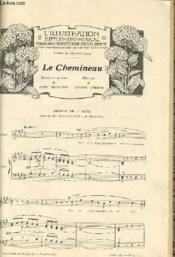 L'ILLUSTRATION SUPPLEMENTAIRE MUSICAL - Publié sous la direction de Gapriel Pierné. Supplément au N°3382 du 21 décembre 1907. Année 1907 - N°7 - Couverture - Format classique