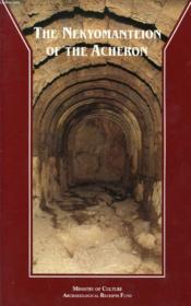 The Nekyomanteion Of The Acheron - Couverture - Format classique