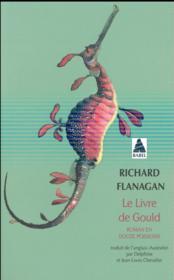 Le livre de Gould - Couverture - Format classique