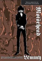 24 histoires pour Lemmy - Couverture - Format classique