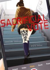 Sacrificial Vote T.3 - Couverture - Format classique