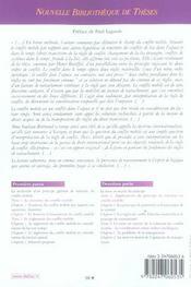 Le conflit mobile. volume 50 - 4ème de couverture - Format classique