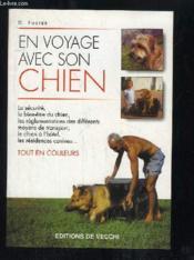 Voyager Avec Son Chien - Couverture - Format classique