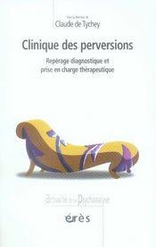 Clinique des perversions - Intérieur - Format classique