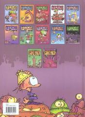 Game over t.1; blork raider - 4ème de couverture - Format classique