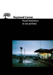 Neuf Histoires Et Un Poeme - Couverture - Format classique