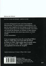 Neuf Histoires Et Un Poeme - 4ème de couverture - Format classique