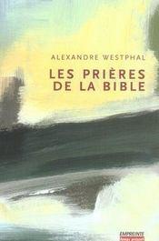 Les prières de la bible - Intérieur - Format classique