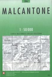 Malcantone - Couverture - Format classique