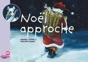 Grande section ; Noël approche - Couverture - Format classique