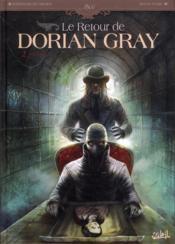 Le retour de Dorian Gray t.2 ; noir animal - Couverture - Format classique