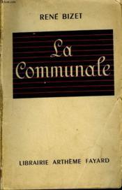La Communale. - Couverture - Format classique