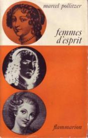 Femmes d'esprit - Couverture - Format classique