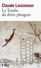 La tombe du divin plongeur - Couverture - Format classique