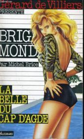 La Belle Du Cap D'Agde - Couverture - Format classique