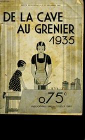 De La Cave Au Grenier N° 57. - Couverture - Format classique