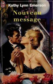 Nouveau message - Couverture - Format classique