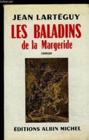 Les Baladins De La Margeride - Couverture - Format classique