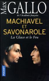 Machiavel et Savonarole - Couverture - Format classique