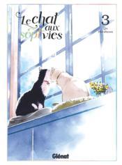 Le chat aux sept vies T.3 - Couverture - Format classique