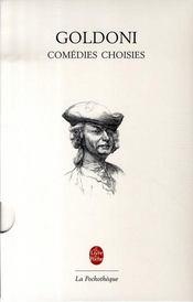 Comédies choisies - Intérieur - Format classique