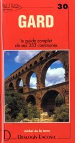 Gard - Couverture - Format classique