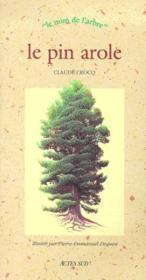 Le Pin Arole - Couverture - Format classique