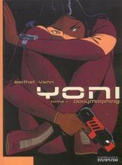 Yoni T.1; Dolly Morphing - Intérieur - Format classique