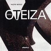 Jorge Oteiza - Couverture - Format classique