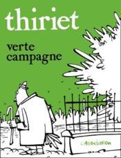 Verte campagne - Couverture - Format classique