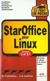 Staroffice - Intérieur - Format classique