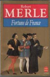 Fortune de France t.1 ; Fortune de France - Couverture - Format classique