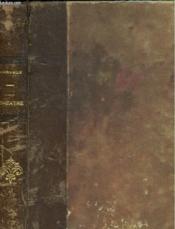 Theâtre Choisi De Marivaux Tome Second - Couverture - Format classique