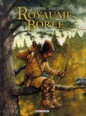 Le royaume de Borée t.3 ; Tristan - Couverture - Format classique
