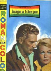 ROMAN FILM COLOR - 3eme ANNEE - N°8 - Couverture - Format classique