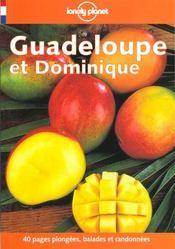 Guadeloupe Et Dominique - Intérieur - Format classique