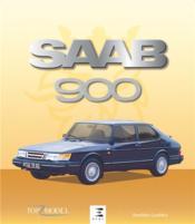 La Saab 900 - Couverture - Format classique