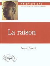 La Raison - Intérieur - Format classique