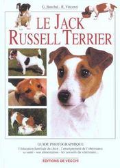 Jack russel terrier ; guide photo - Intérieur - Format classique