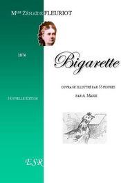 Bigarette - Couverture - Format classique