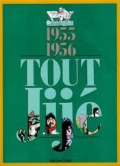 Tout Jijé t.4 ; 1955-1956 - Couverture - Format classique