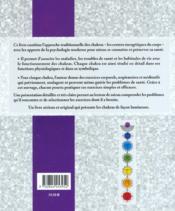 Exploration De Soi Et Sante Par Les Chakras - 4ème de couverture - Format classique