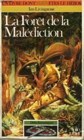 La Foret De La Malediction - Couverture - Format classique