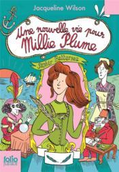 Une nouvelle vie pour Millie Plume - Couverture - Format classique