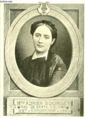Mme EUGENIE SOURGET - MEDAILLONS BORDELAIS - LIVRAISON N° 18 - Couverture - Format classique