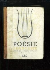 Poésie Française. - Couverture - Format classique